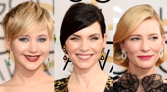 Golden Globe Awards Statement Earrings