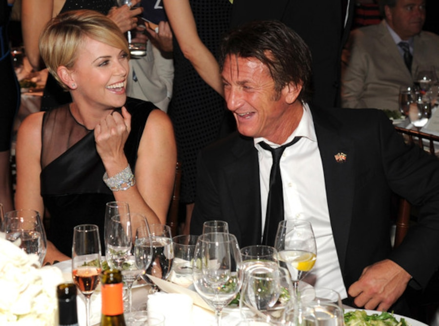 Charlize Theron, Sean Penn, HHH Gala