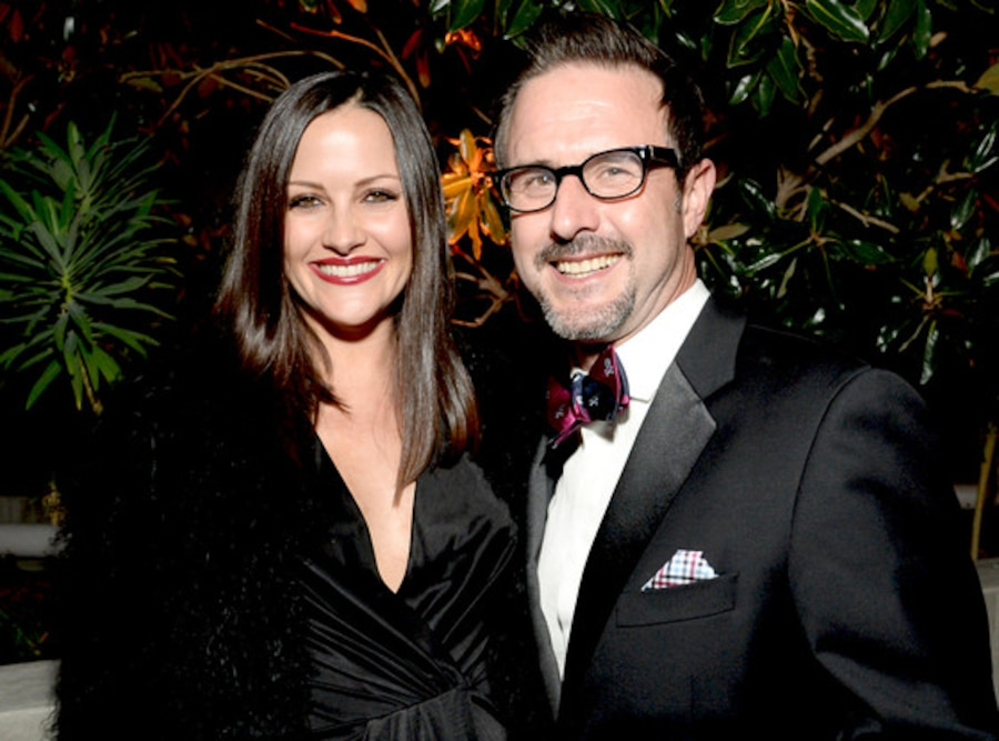 Christina McLarty, David Arquette
