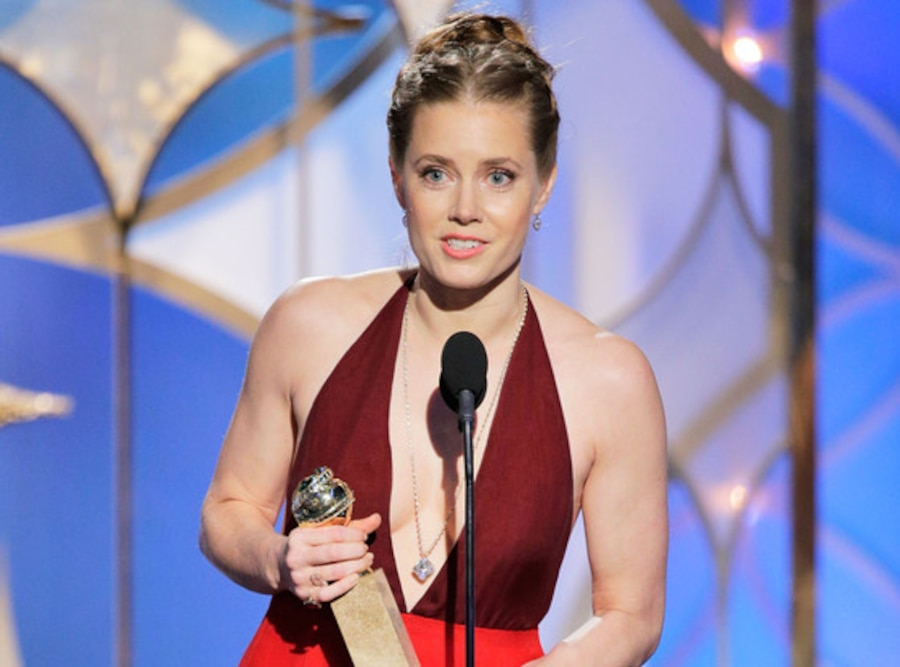 Amy Adams, Golden Globe 2014, Winner