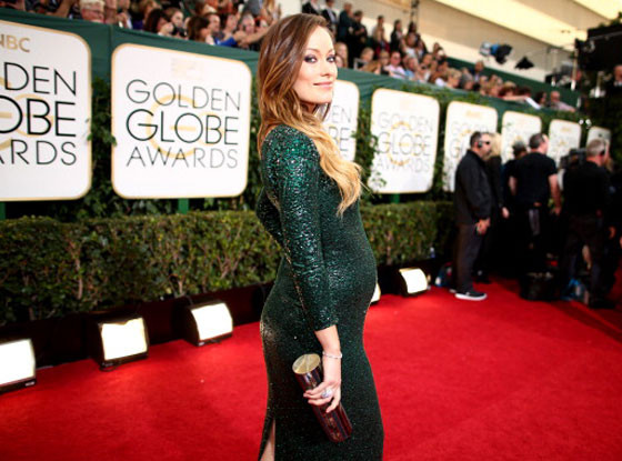 Olivia Wilde, Golden Globe Awards