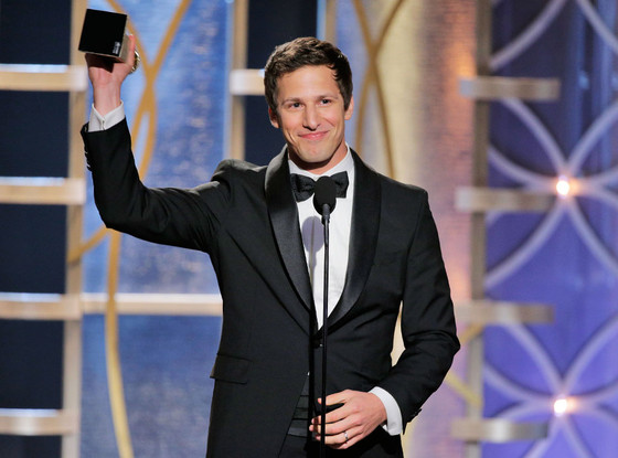 Andy Samberg, Golden Globes 2014, Winner