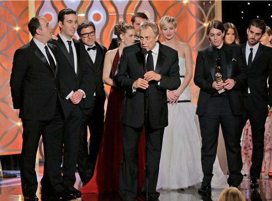 American Hustle, Golden Globes 2014, Winner