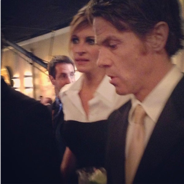 Malkin Instagram, Golden Globes 2014