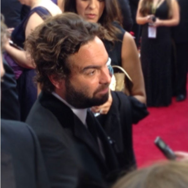Malkin Instagram, Golden Globes 2014
