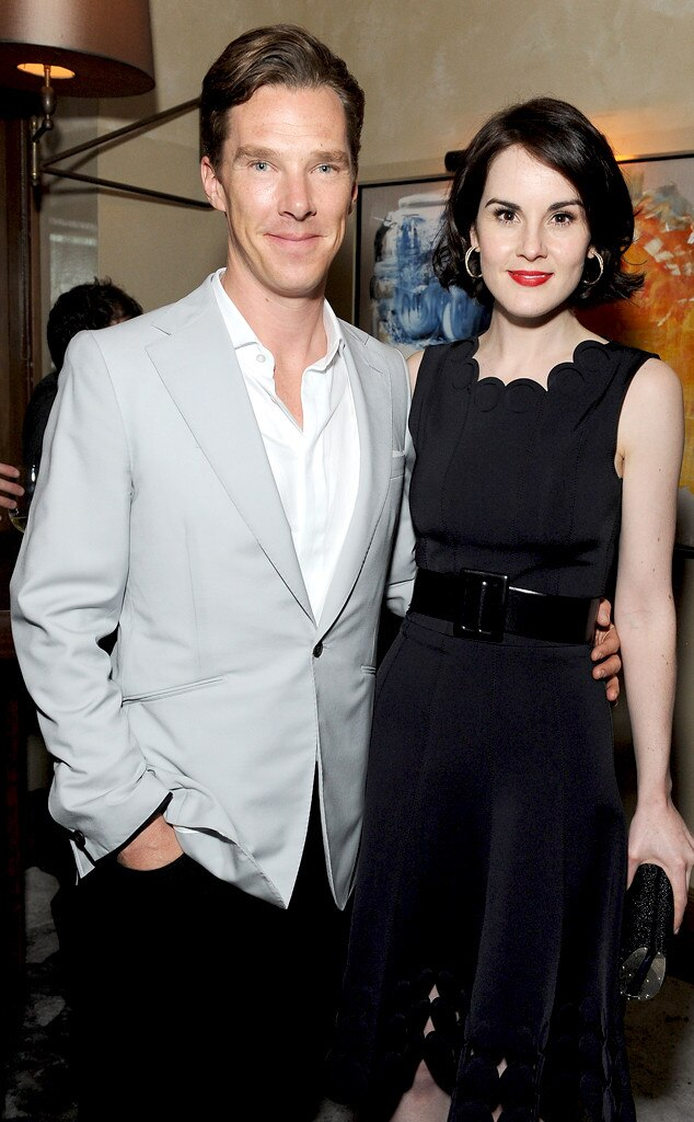 Benedict Cumberbatch, Michelle Dockery