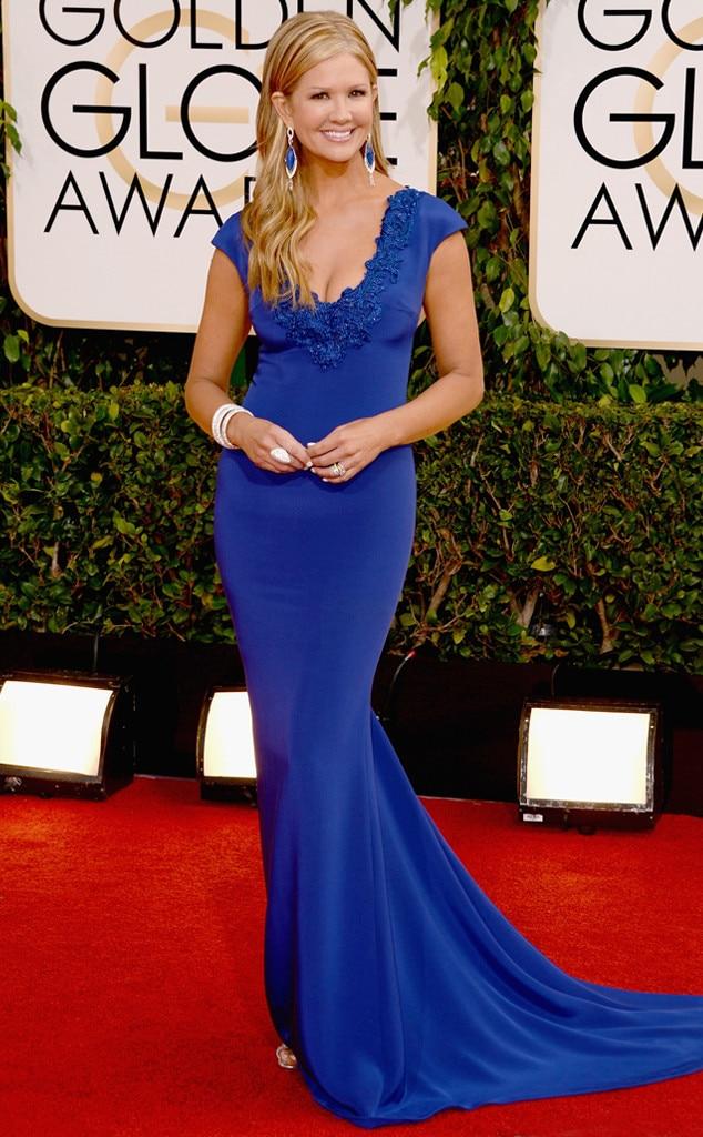 Nancy O'Dell, Golden Globes