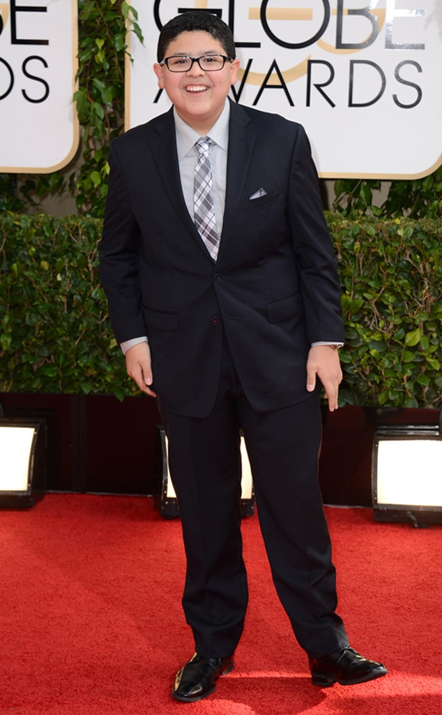 Rico Rodriguez, Golden Globes