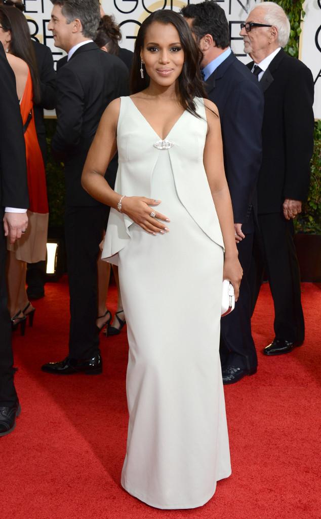 Kerry Washington, Golden Globes
