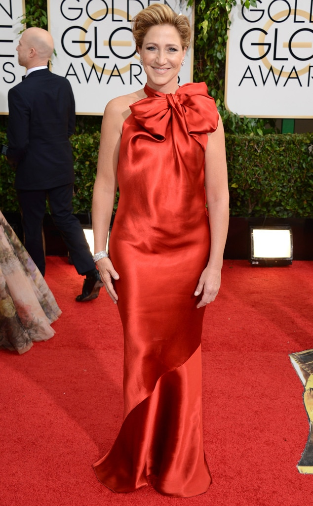 Edie Falco, Golden Globes