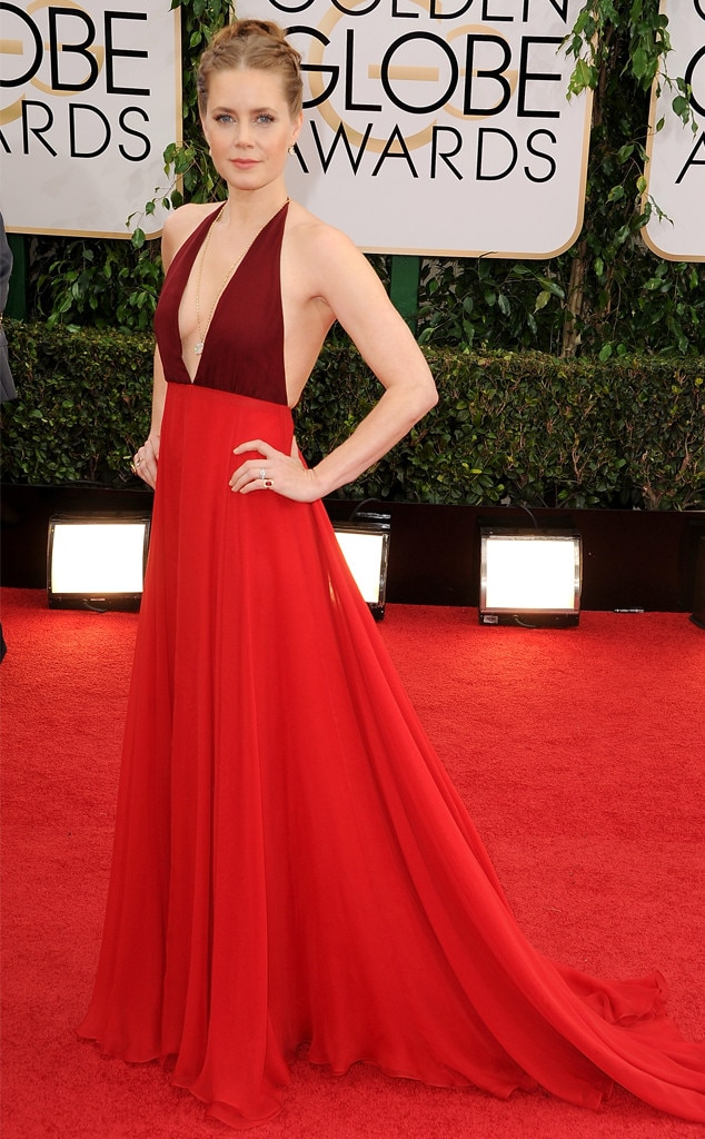 Amy Adams, Golden Globes