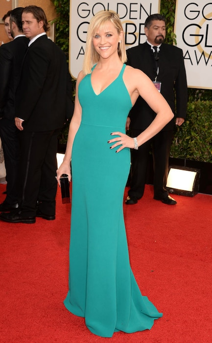 Reese Witherspoon, Golden Globes