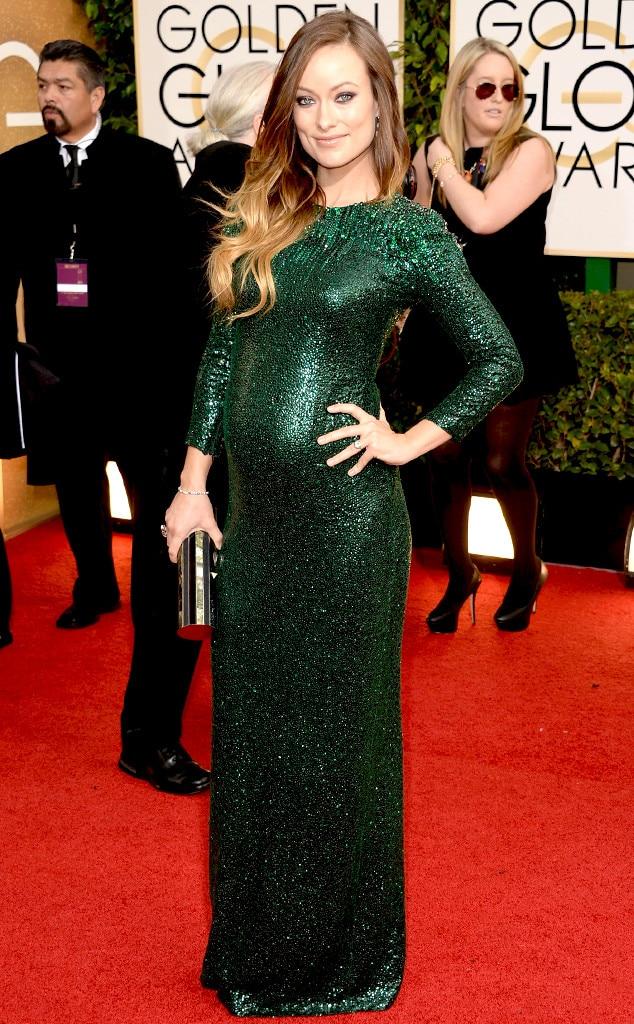 Olivia Wilde, Golden Globes