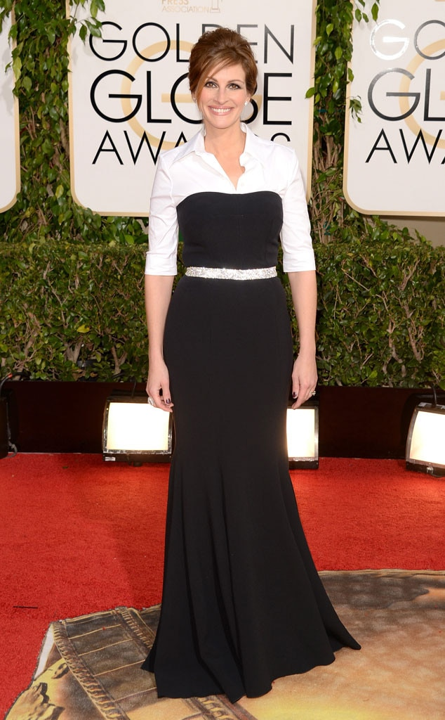 Julia Roberts, Golden Globes 2014