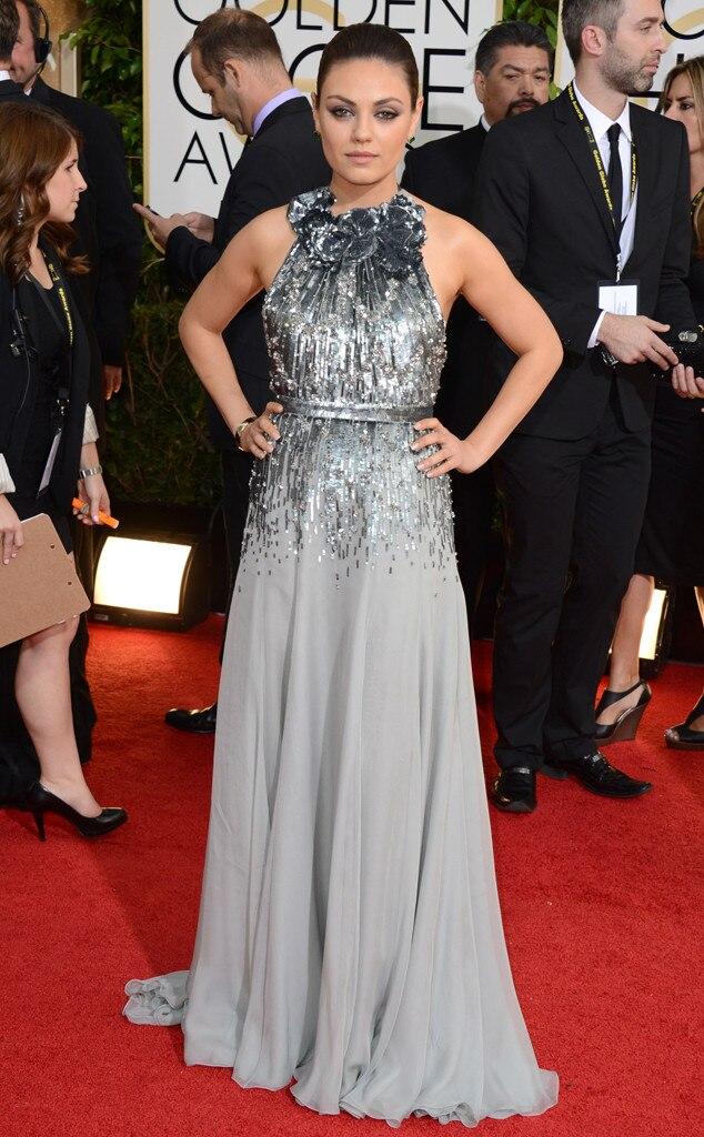 Mila Kunis, Golden Globes 2014