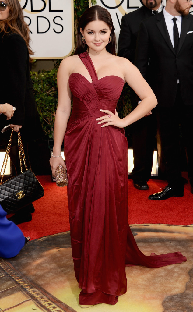 Ariel Winter, Golden Globes