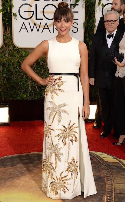 Rashida Jones, Golden Globes
