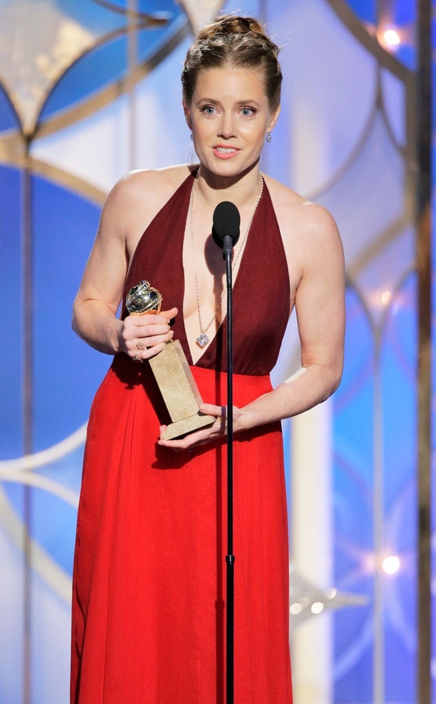 Amy Adams, Golden Globe 2014, Winner