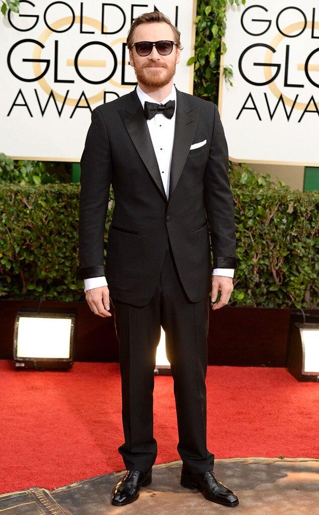 Michael Fassbender, Golden Globes 2014