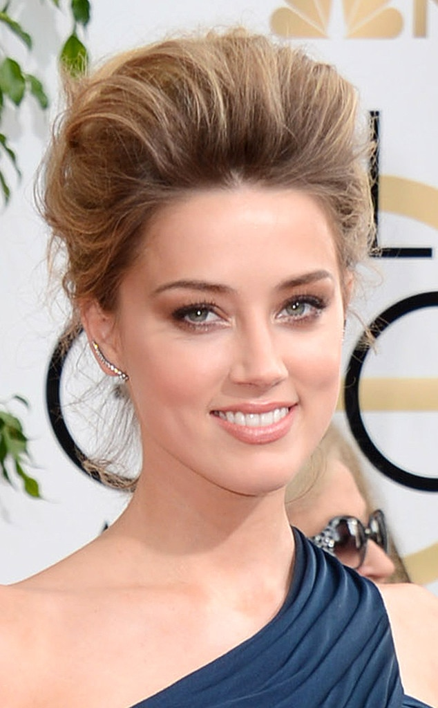 Amber Heard, Golden Globes 2014