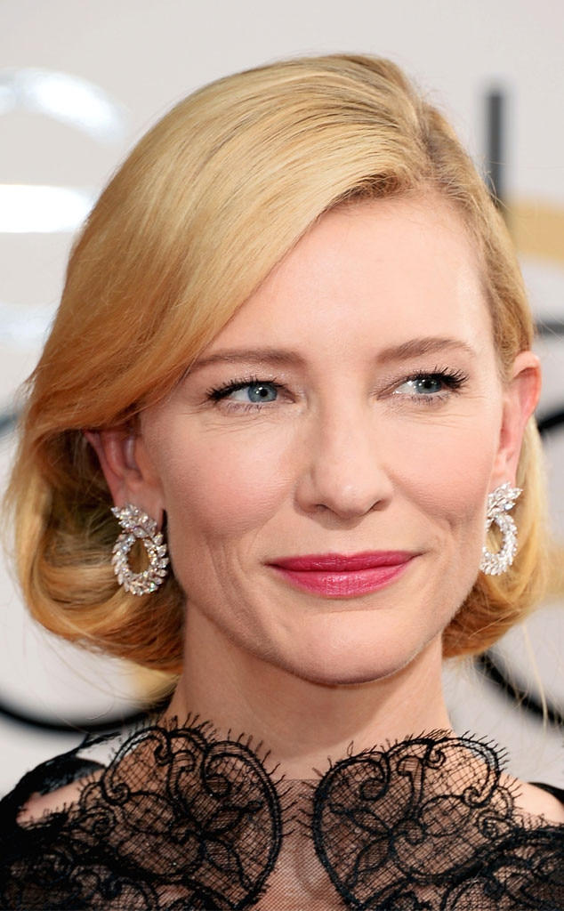 Cate Blanchett, Golden Globe Awards