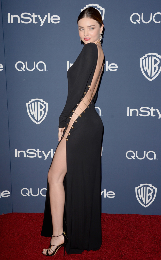Miranda Kerr, InStyle After Party