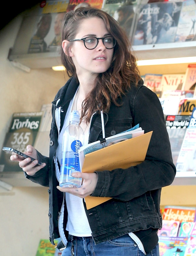Kristen Stewart From The Big Picture: Today's Hot Photos