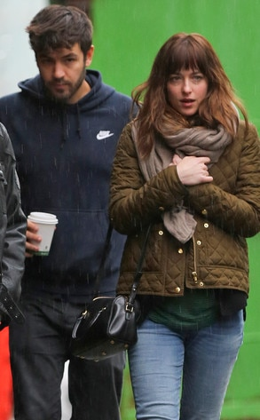 Dakota Johnson, Jordan Masterson