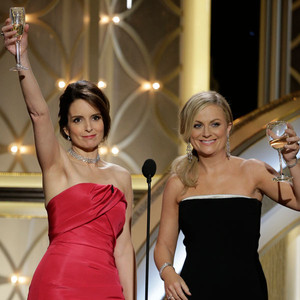 Tina Fey, Amy Poehler, Golden Globe Awards