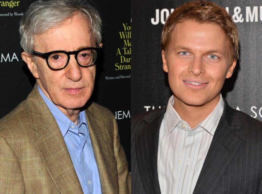 Woody Allen, Ronan Farrow