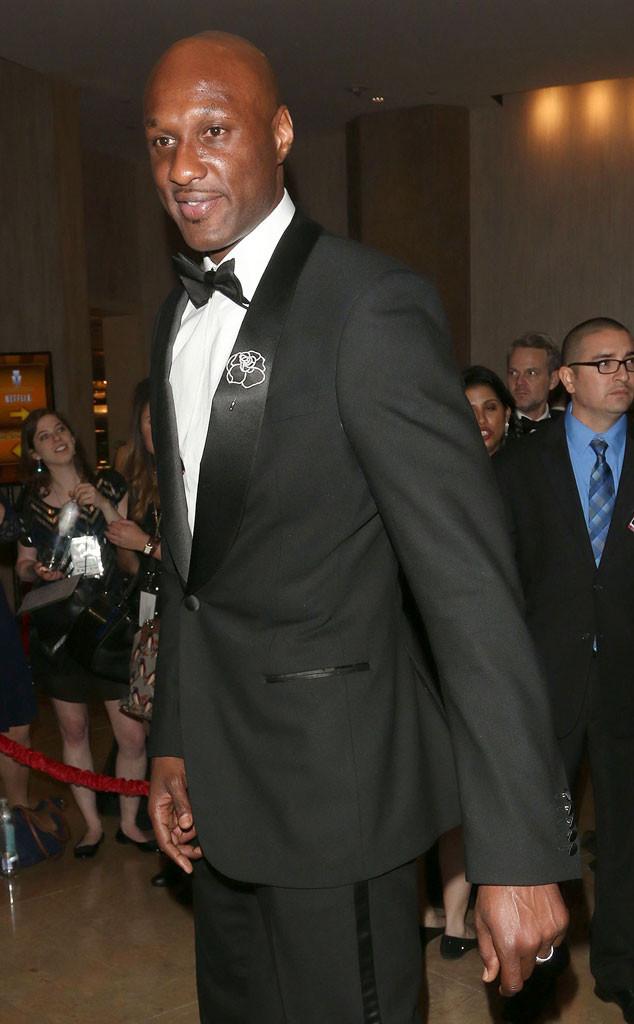 Lamar Odom From Stars Wearing Their Wedding Rings Post Split