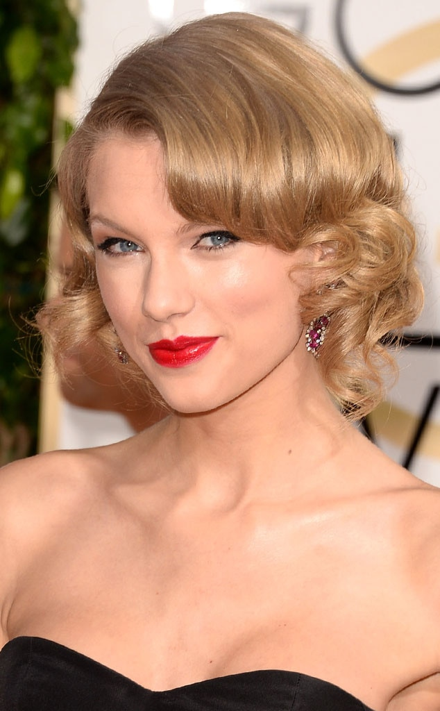 Taylor Swift, Golden Globe Awards