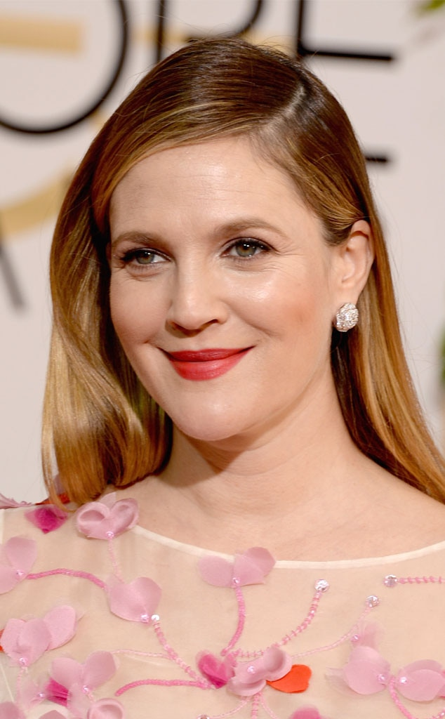 Drew Barrymore, Golden Globes 2014