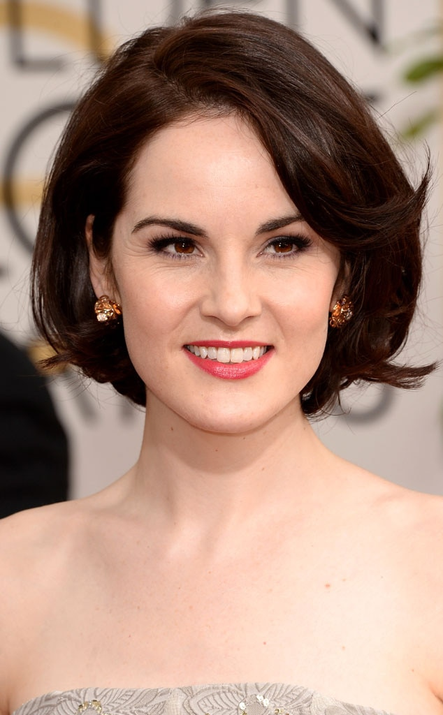 Michelle Dockery, Golden Globe Awards