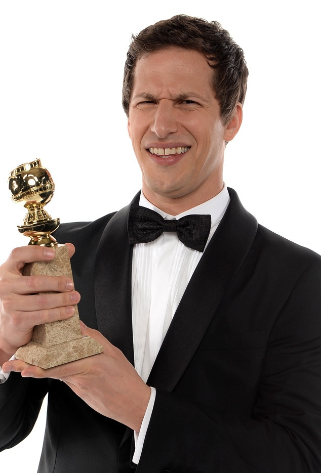 Andy Samberg, Golden Globes