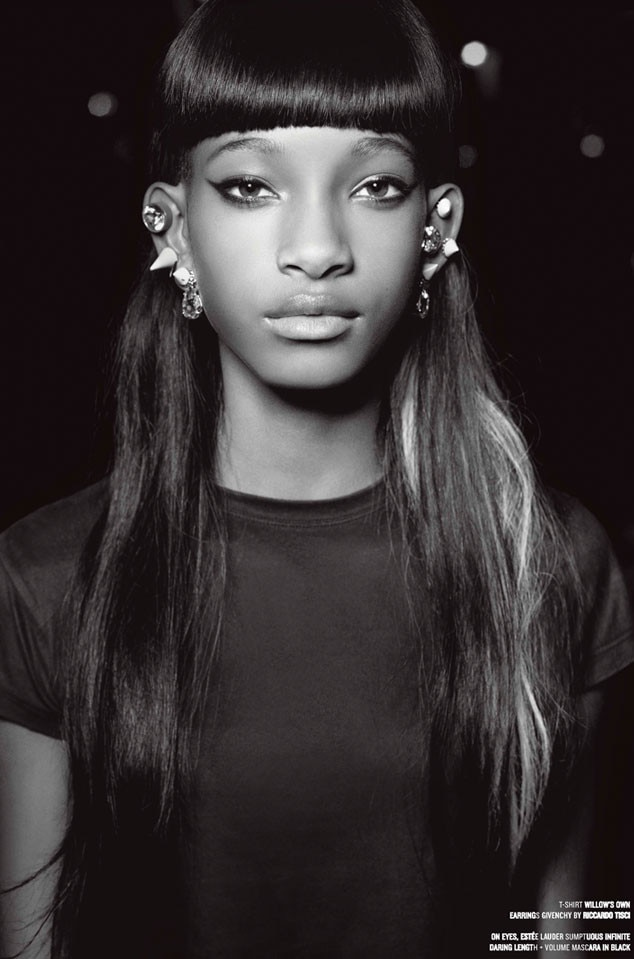 Willow Smith, V Magazine
