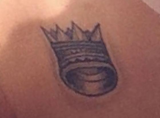 Justin Bieber, Tattoo, Twit Pic