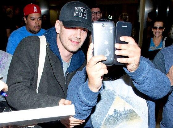 Hayden Christensen, Selfie