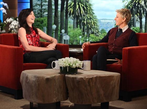 Julianna Margulies, Ellen DeGeneres