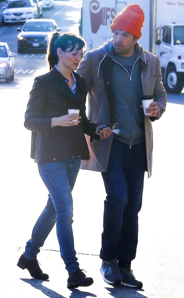 Ben Affleck, Jennifer Garner, 2014