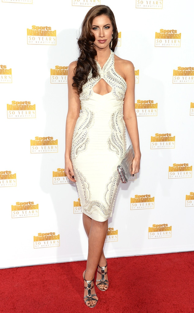 Katherine Webb, Sports Illustrated Party