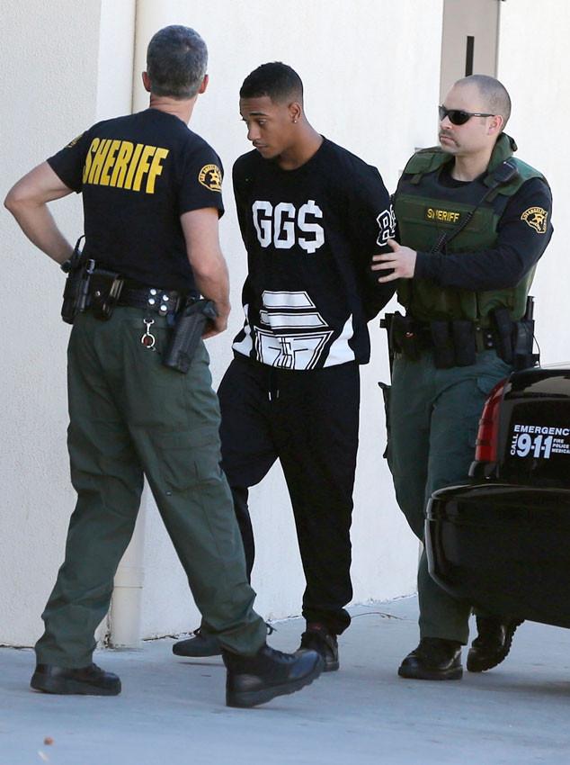 Lil Za Arrest