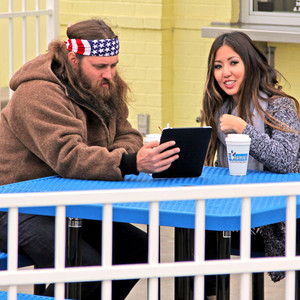 Duck Dynasty, Willie Robertson, Rebecca Robertson, Season 5