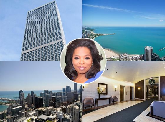 Oprah Winfrey, Chicago, Condo