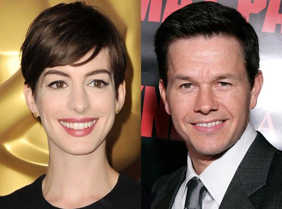 Anne Hathaway, Mark Wahlberg