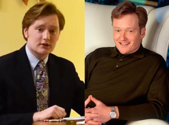 Conan OBrien, Illegitimate Son