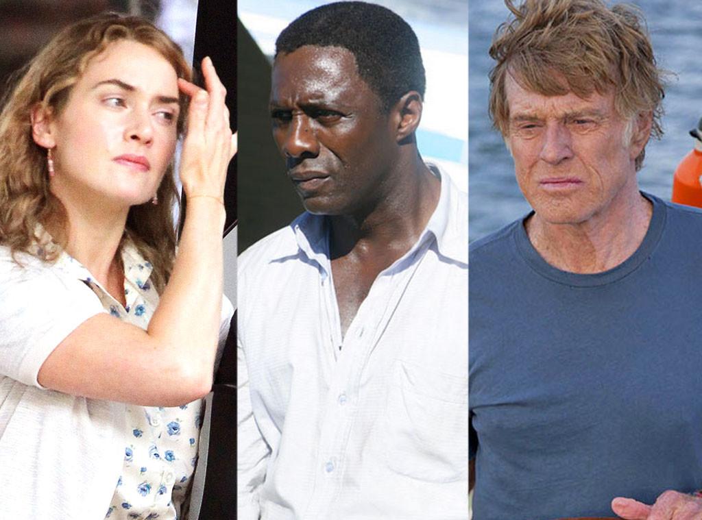 Oscar Snubs, 2014, Robert Redford, Kate Winslet, Idris Elba