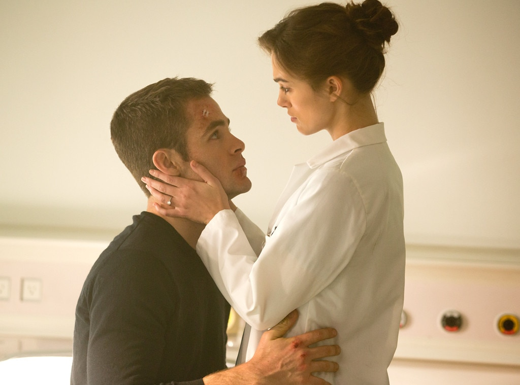 Chris Pine, Keira Knightley, Jack Ryan: Shadow Recruit