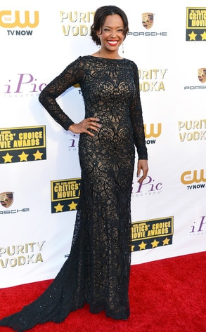 Aisha Tyler, Critics Choice Movie Awards