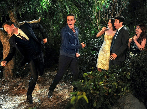 Neil Patrick Harris, Jason Segel, Cobie Smulders, Josh Radnor, Alyson Hannigan, How I Met Your Mother